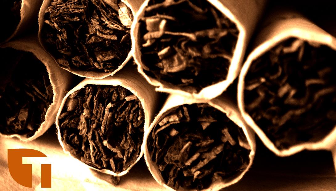 fondo tabaco